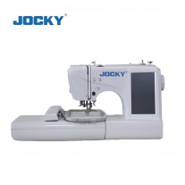 Household computerized multi function sewing and embroidery sewing machine