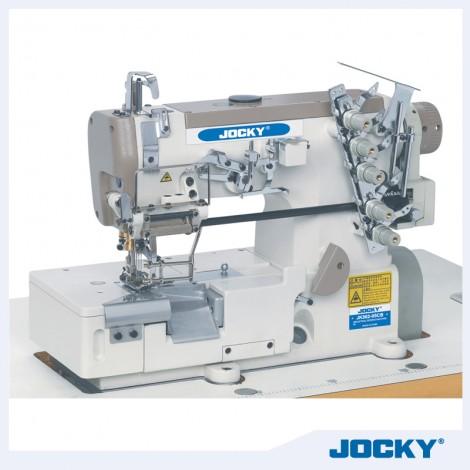 Flat bed interlock sewing machine  interlock machine