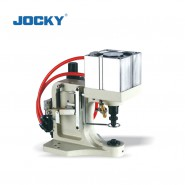 1 puncher pneumatic snap attaching machine, with protector ring