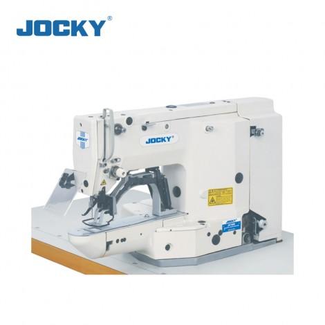 Bar tacking machine