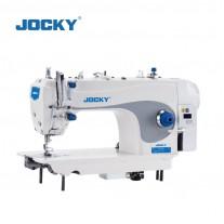 Direct drive single needle needle lockstitch sewing machine