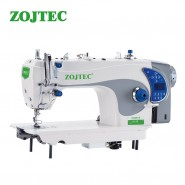 Intelligent direct drive lockstitch sewing machine