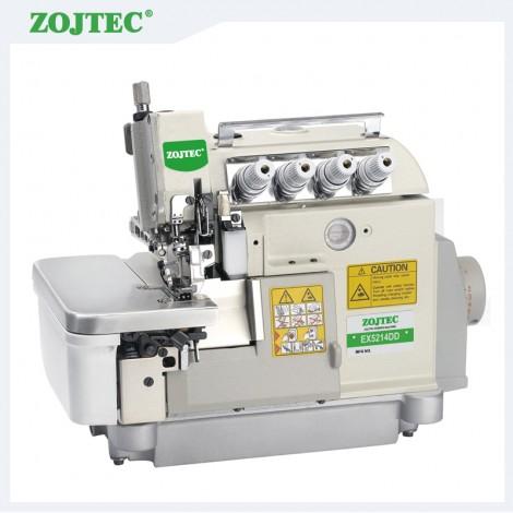 4 Thread flat bed direct drive speed overlock sewing machine overlock machine