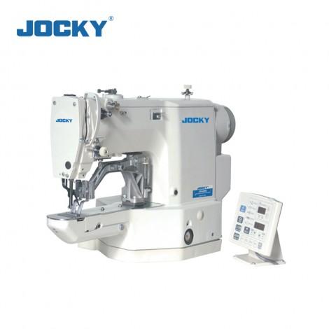Electrical bar tacking machine