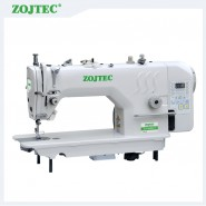 Direct-drive compueterized lockstitch (Auto foot lifting build-in)